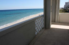 SOLD by MARILYN: 3 BEDROOM DIRECT OCEANFRONT CONDO