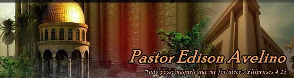 Pastor Edison Avelino