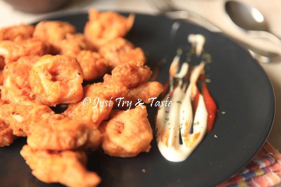 Resep Crispy Calamari JTT