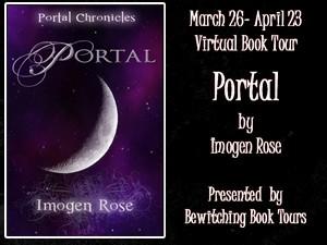 {Excerpt+G!veaway} Portal by Imogen Rose