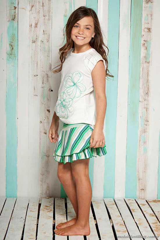 ropa nenas anacleta verano 2014