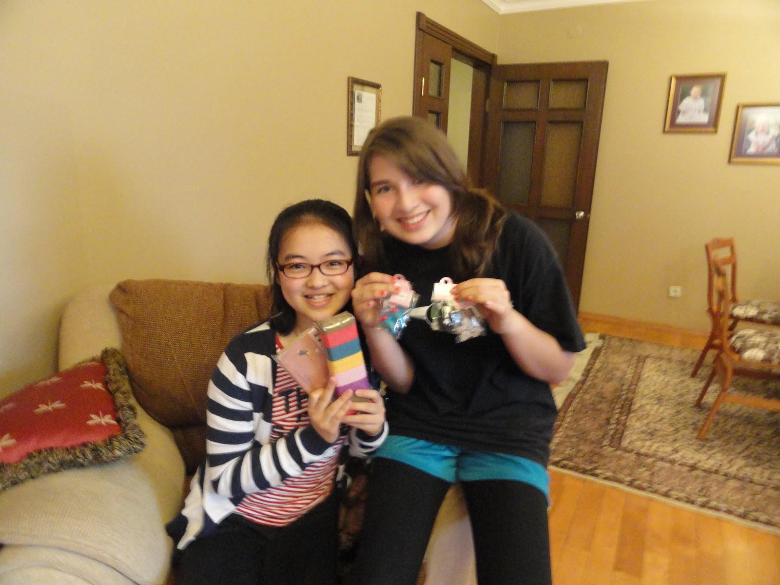 The Herndon Herald: 7th grade girls sleepover