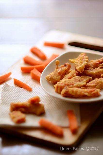wortel goreng tepung