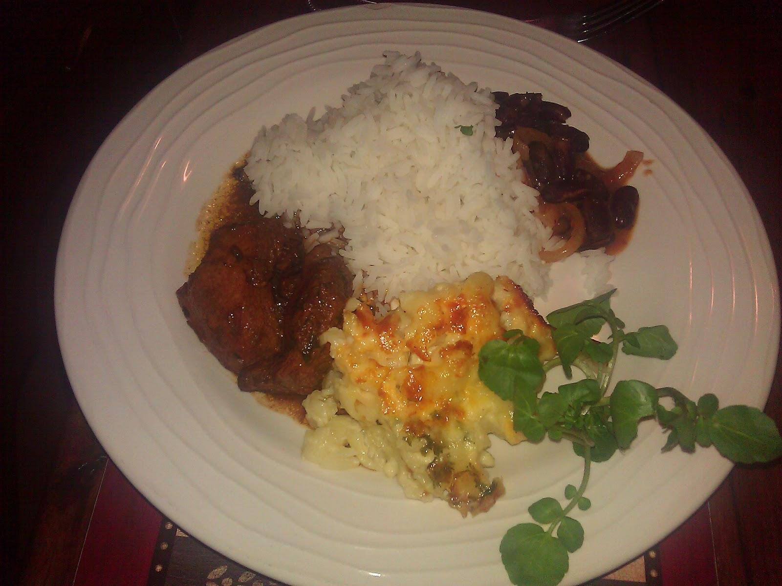 Caribbean recipes trinidad sunday lunch for Sunday lunch ideas