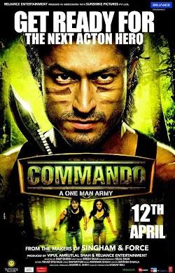 Đặc Vụ Phản Công - Commando