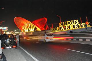 Gerbang Kudus Kota Kretek, Gerbang kota mewah