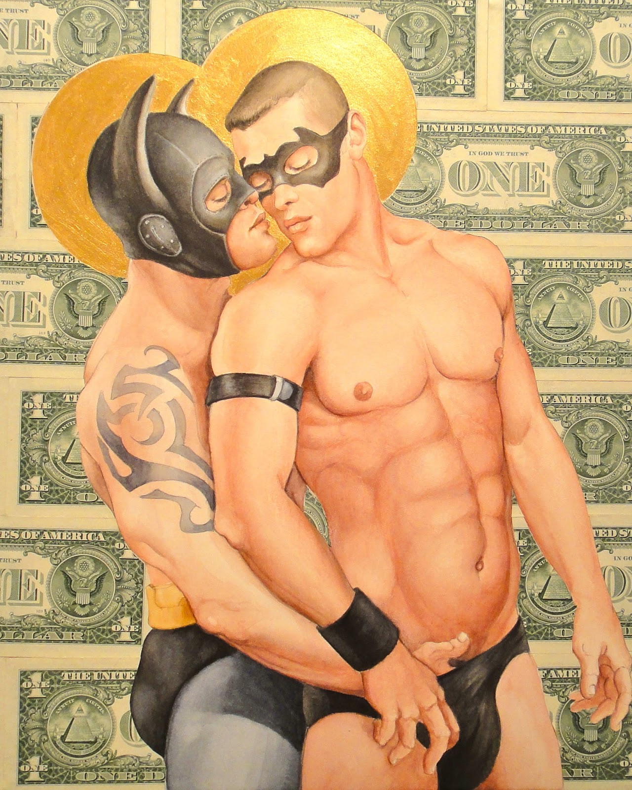 Batman robin gay sex