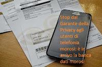 La banca dati morosi si chiamerà Sit e servirà ad individuare gli utenti morosi