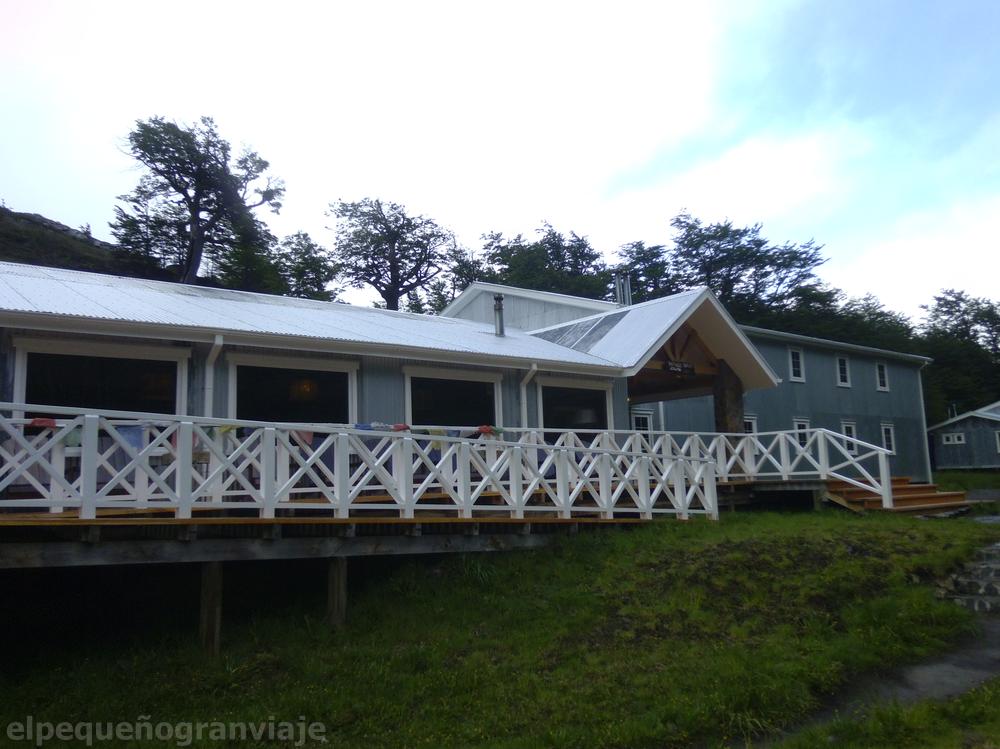 Refugio Grey, Torres del Paine, Hotel Grey
