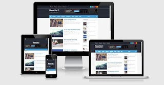 Vienna Lite 2 Responsive Blogger Template, Download Vienna Lite 2 Responsive Template for Blogger, Download Vienna 2 Lite Responsive Template for wordpress theme, Vienna Lite 2 Responsive Template is a simple Blogger template
