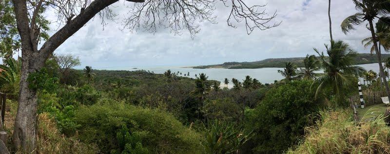 Canal de Santa Cruz, Ilha de Itamaracá
