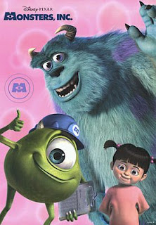 Monsters Inc, Imagenes, Dibujos, parte 1