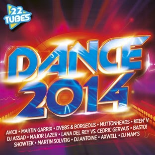 Compilation Dance - Top Music Non Stop 2014