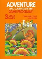jeu Adventure Atari