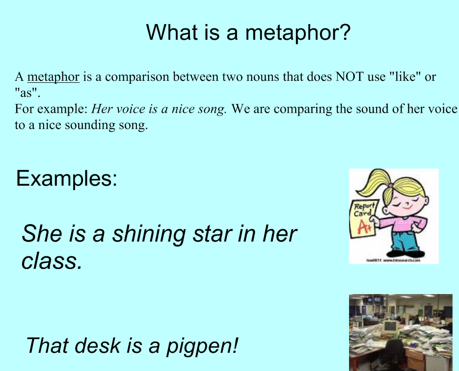 Homework help for metaphors , Buy Affordable Essays Online UK ...