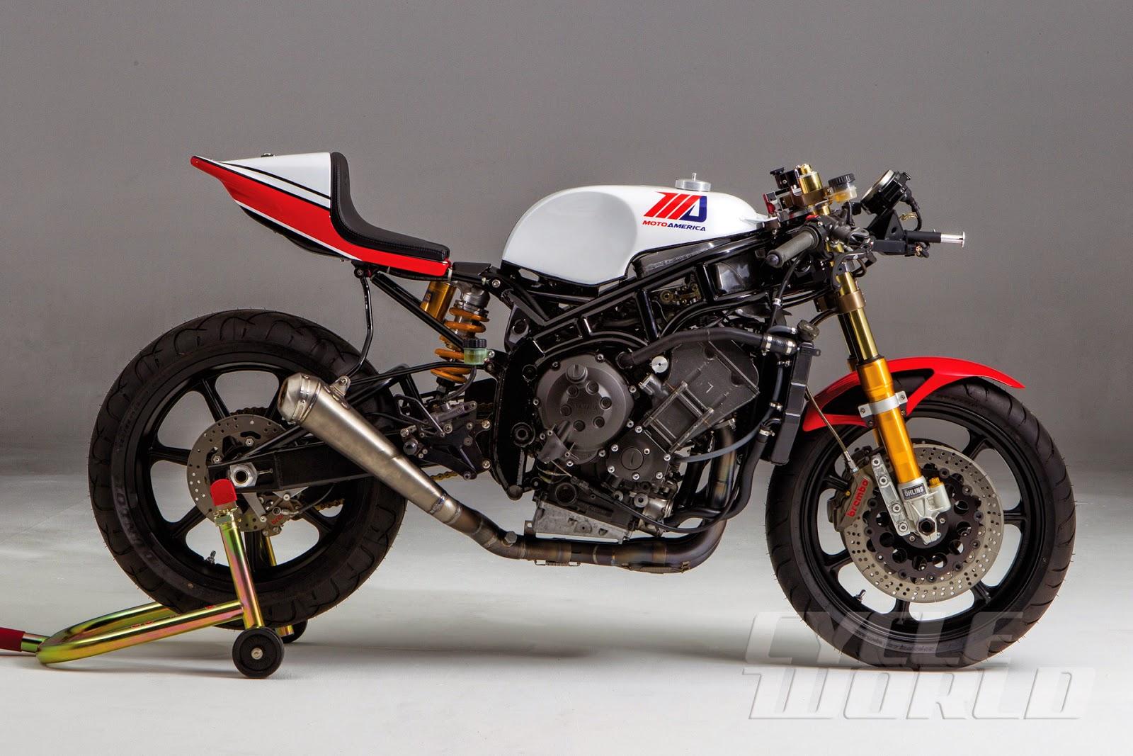 Yamaha Mule Motorcycle