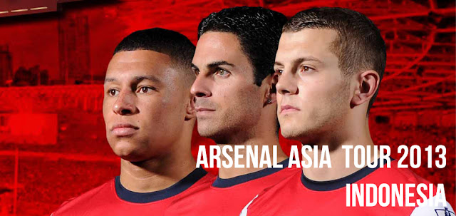 Harga Tiket Tur Arsenal Ke Indonesia