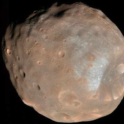 Por que Marte vai ter anéis como os de Saturno?