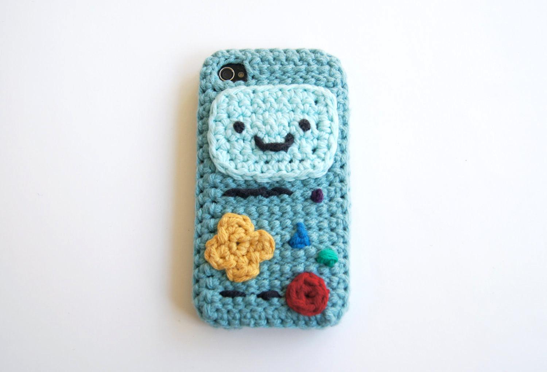 How to Crochet: BMO Phone Case Louies Loops