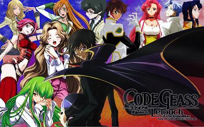 Anime Title : Code Geass: Hangyaku no Lelouch R2