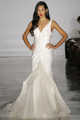 Silk Wedding Dresses Online