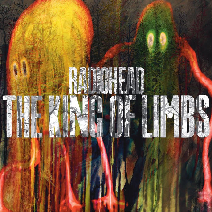 Reviews from albums: The King of Limbs - Radiohead