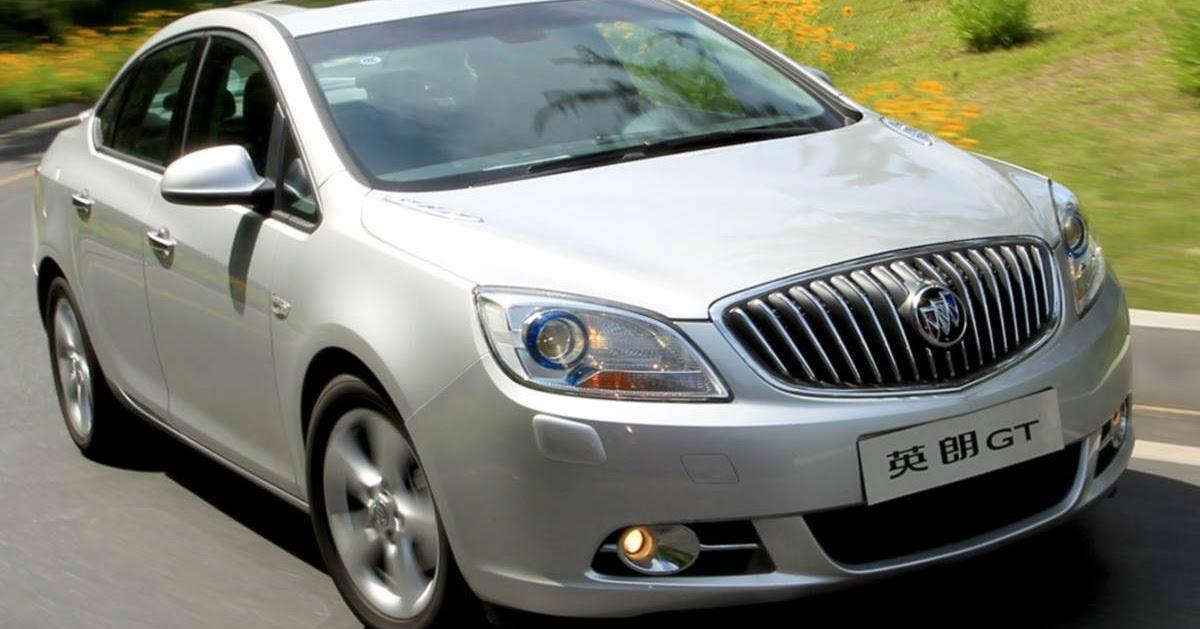 Buick Excelle foi o carro mais vendido da China em março