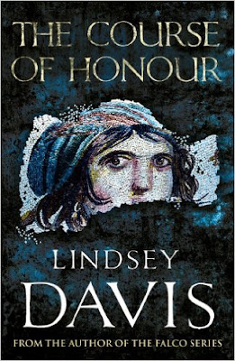 lindsey davis, the course of honor, book review
