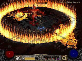 Screenshot Game Diablo 2