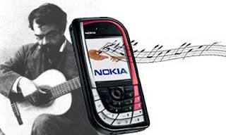 اكتشفوا أصل رنة شركة نوكيا الشهيرة Nokia Tune