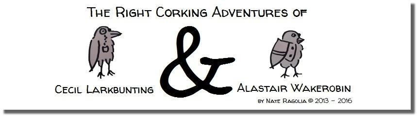 Lark & Robin | Comic update every Sunday