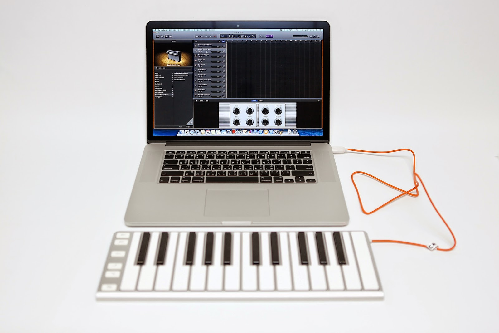 Kurnia Musik Semarang CME Xkey The Ultimate Mobile MIDI