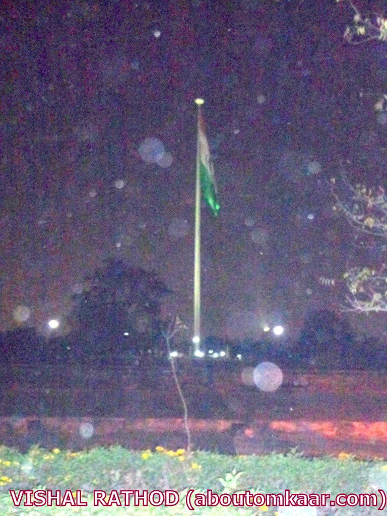 India's Largest Flag : Central Park Jaipur