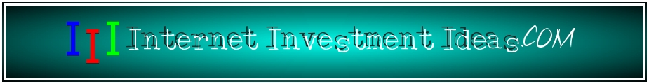 Internet Investment Ideas