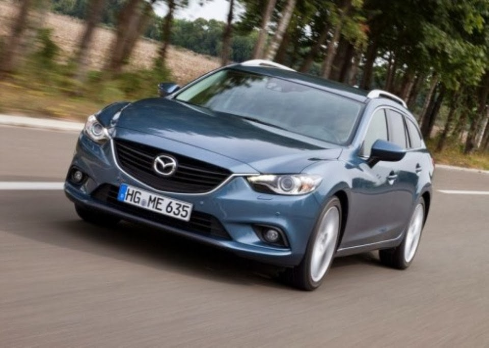 2014 Mazda 6 Diesel Wagon In Usa Futureml