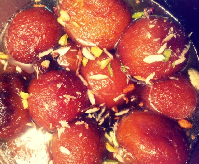 Milkpowder gulabjamun recipe blog authentic