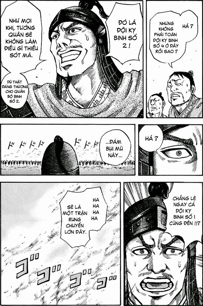 Kingdom – Vương Giả Thiên Hạ chap 60 Trang 13 - Mangak.info