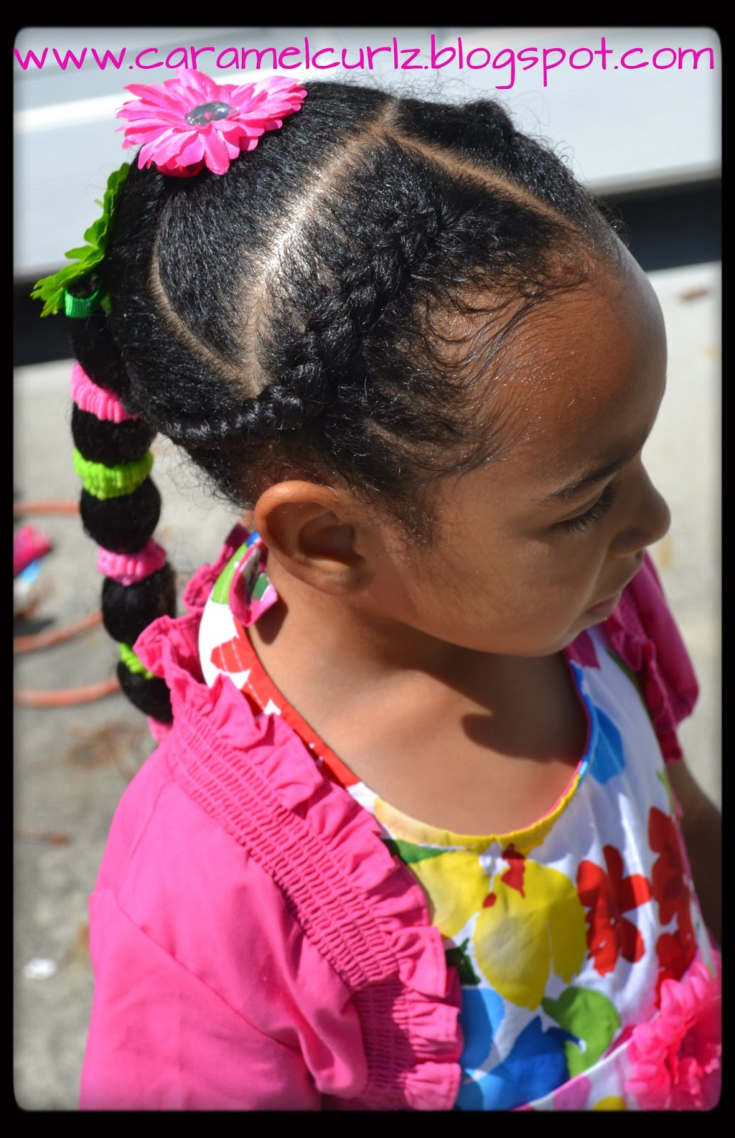 Easter Hairstyles For Child Hair Amp Beauty