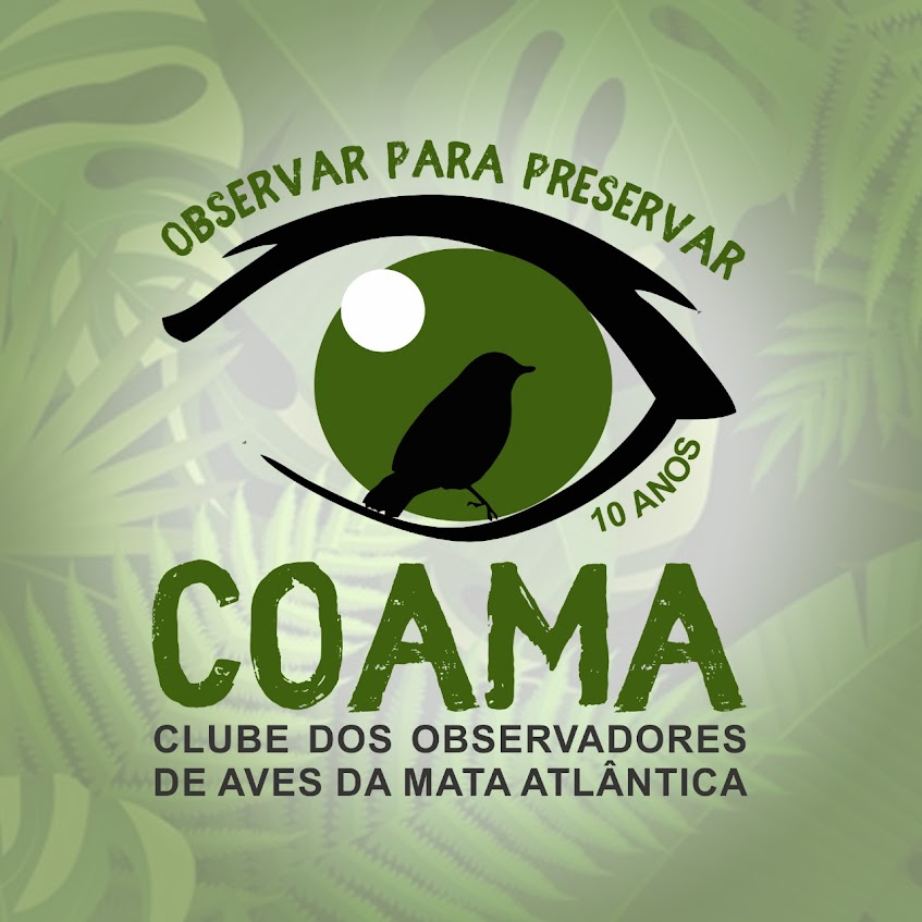 COAMA - Clube dos Observadores de Aves da Mata Atlântica - Joinville