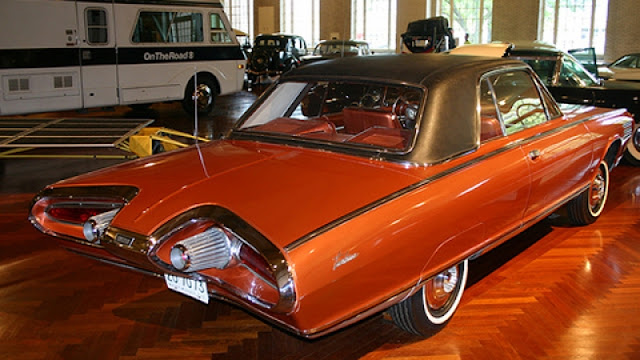 1964 chrysler turbine the chrysler turbine car was the first and only
