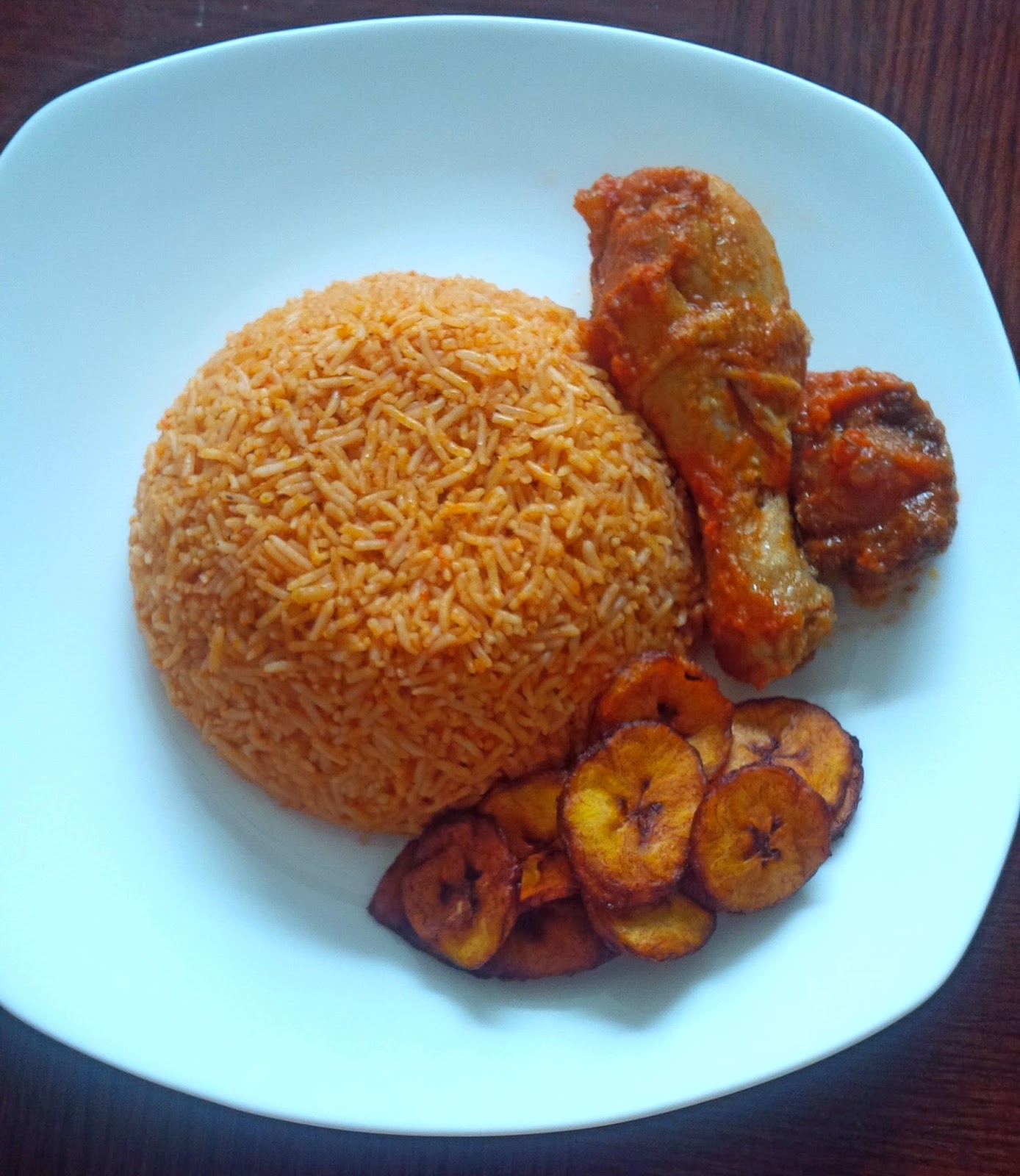 Basmati Jollof Rice recipe