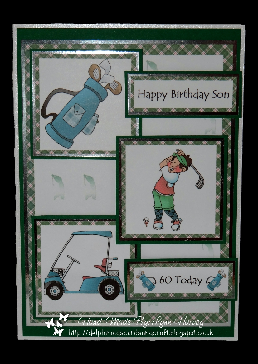 Th Birthday Card Verse Son ~ Delphinoid s cards and craft son th birthday card