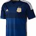 Adidas divulga camisa reserva da Argentina para a Copa do Mundo
