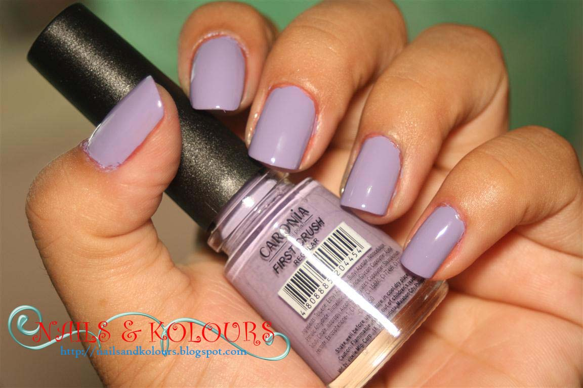 Caronia Nail Polish Logo