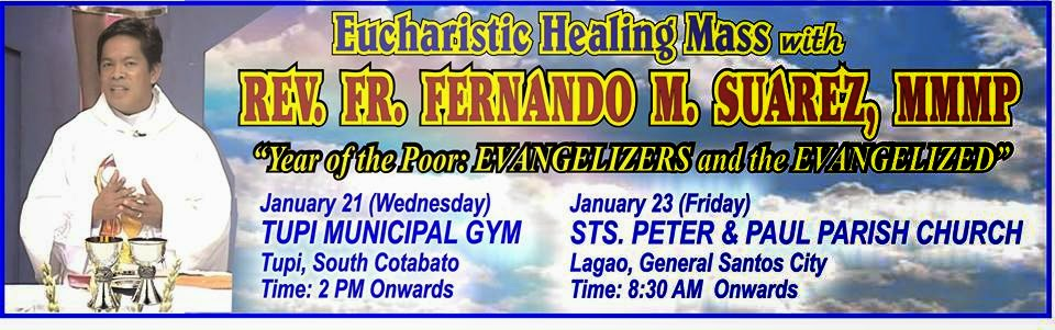 Healing Priest in Tupi and Gensan