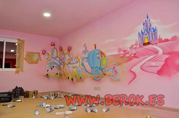 Murales infantiles Lleida