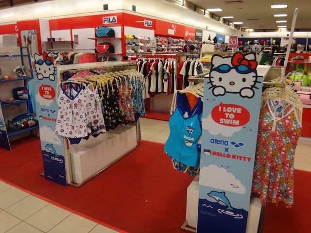 Hello Kitty Swimsuits in various designs