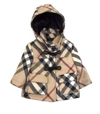 des manteaux pour votre bébé fille