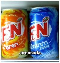 Oren Soda