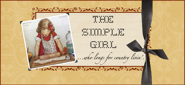 The Simple Girl